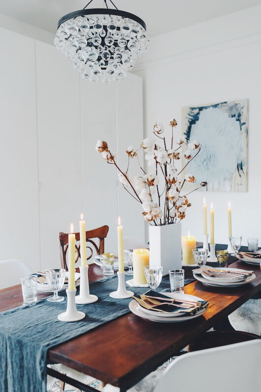 Holiday Entertaining: Thanksgiving Tabletop
