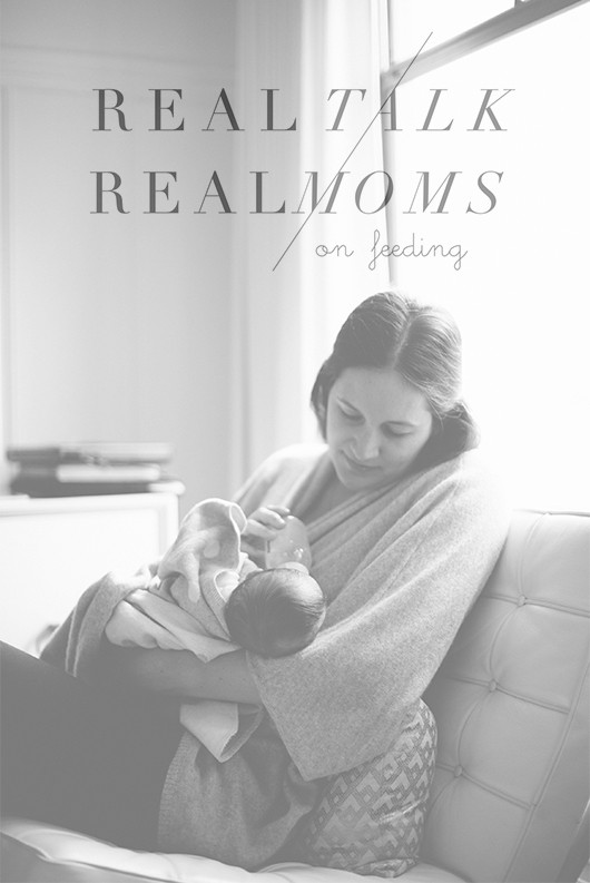 Real Talk, Real Moms on Feeding