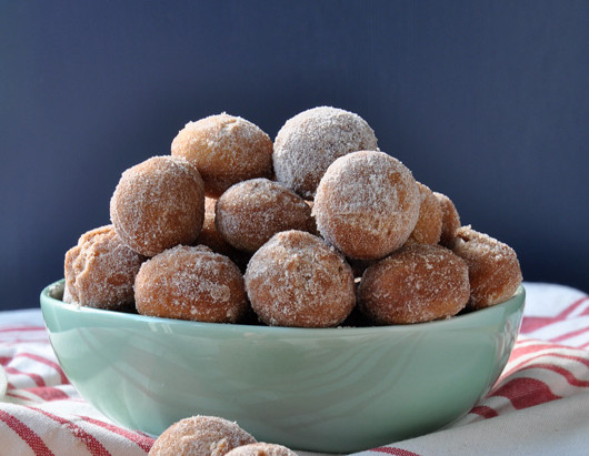 On the Menu: Apple Cider Donuts
