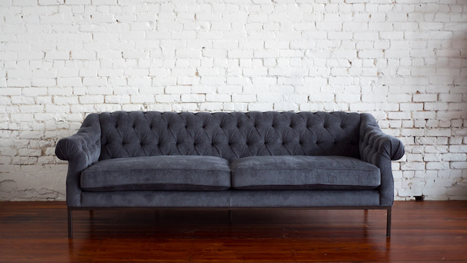 ANSEL SOFA | Now available at Birch and Brass