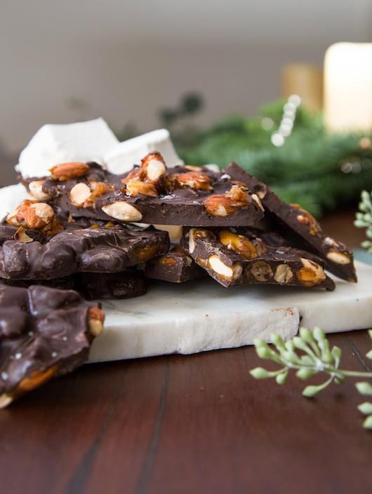 Chocolate Bark | Sacramento Street