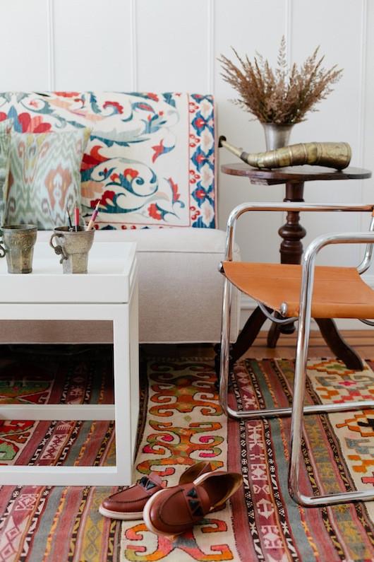 Bly Bukhara Collection | Sacramento Street
