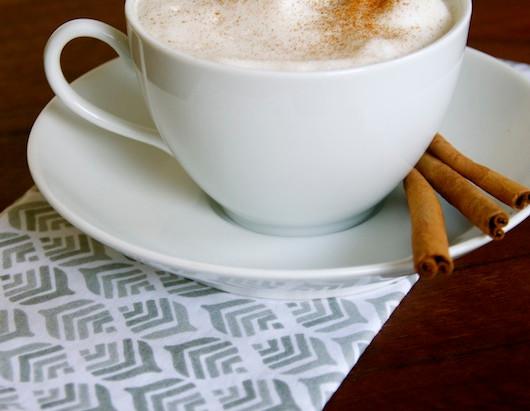 On the Menu: Pumpkin Spiced Latte