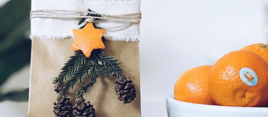 DIY: Creating the Perfect Gifts with Citrus Peels