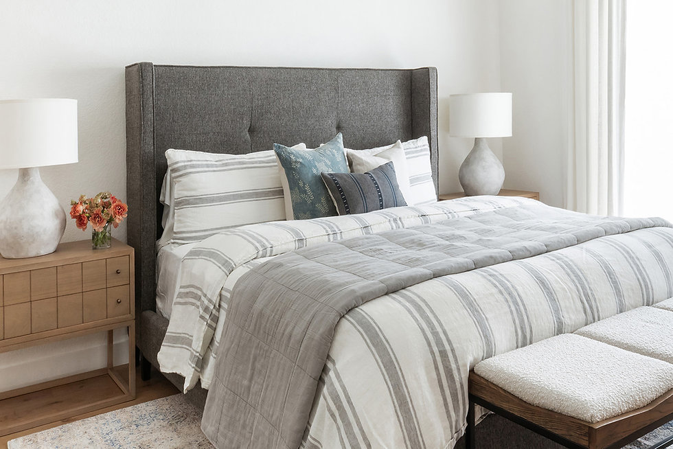 South Bay Project: Beds + Baths Reveal