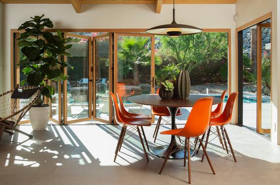 Modern, mid-century design by Christopher Kennedy - Palm Springs Interior Design Studio