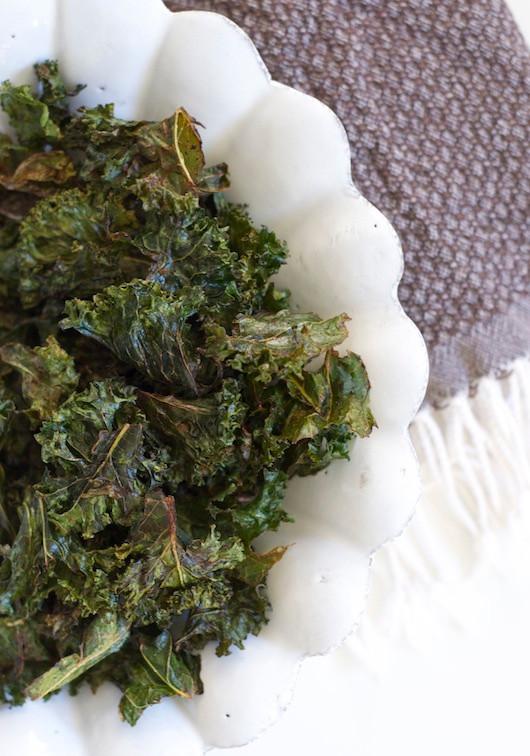 Miso Kale Chips // Sacramento Street