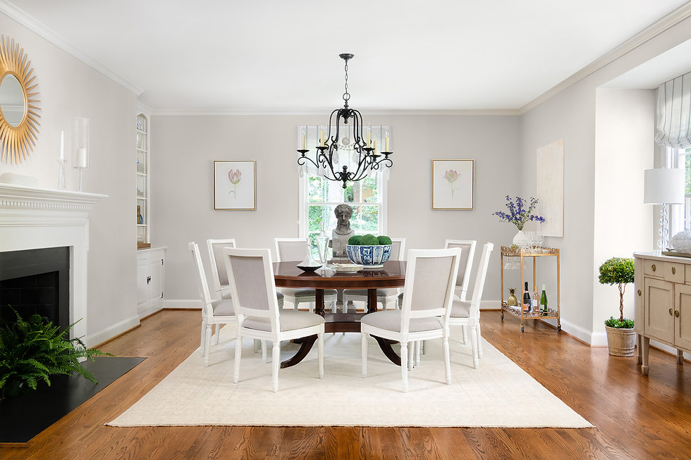 Sarah Hayes Design   Full Service Architectural and Interior   Chevy Chase, MD