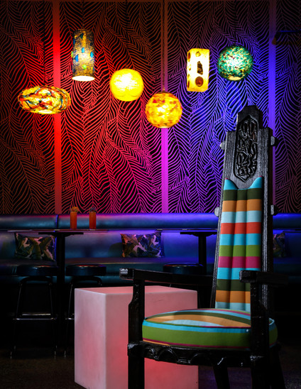 Toucans Hospitality Design by Christopher Kennedy