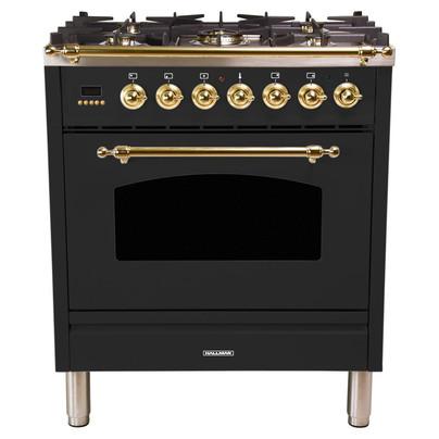 matte-graphite-hallman-single-oven-dual-
