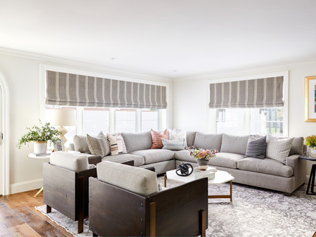 7th Avenue Project Reveal: Family Room + Dining Nook
