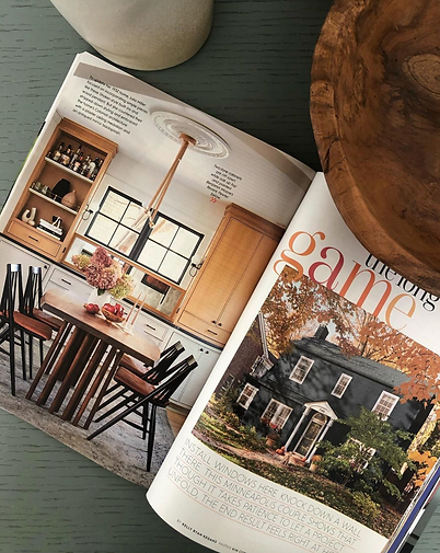 Feature: Better Homes & Gardens