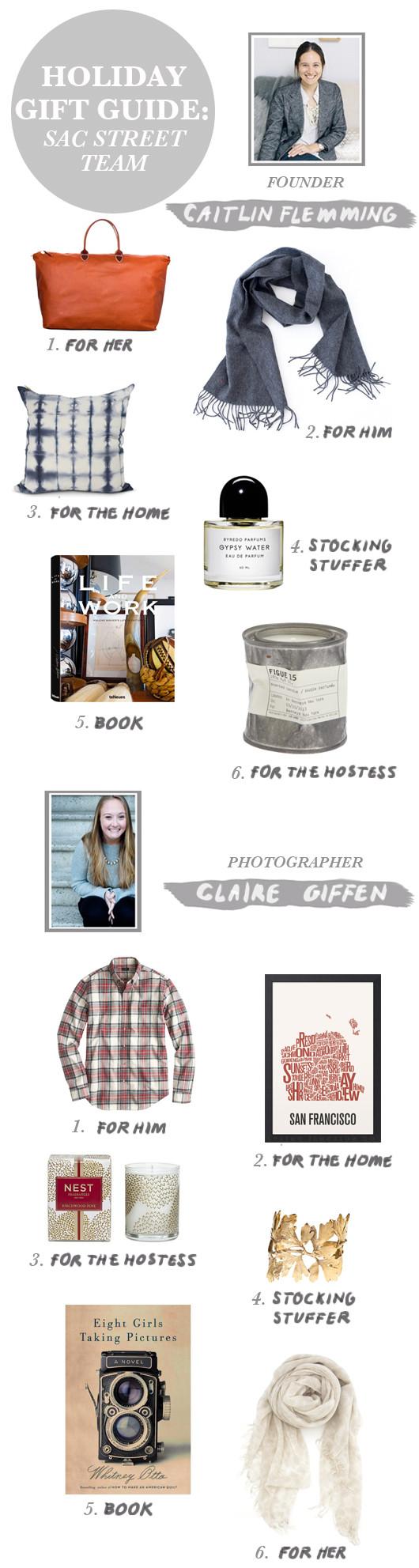Gift Guide: Sac Street Team (Caitlin & Claire) | Sacramento Street