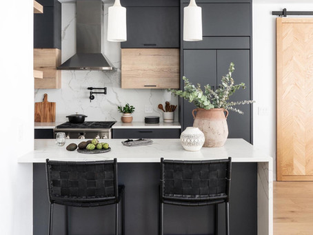 A Case for Mixing Materials & Finishes