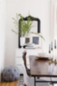 Modern, neutral interior design by Cailtin Flemming   San Francisco interior designer