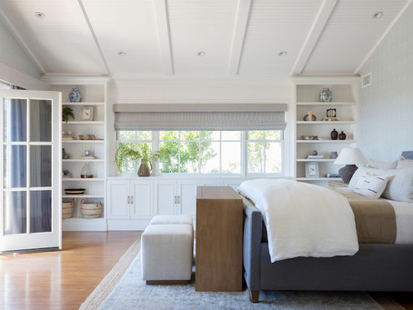 Palisades Project: Bedroom Tour