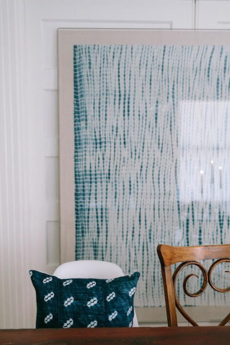 St Frank Textiles - Dining Room Refresh