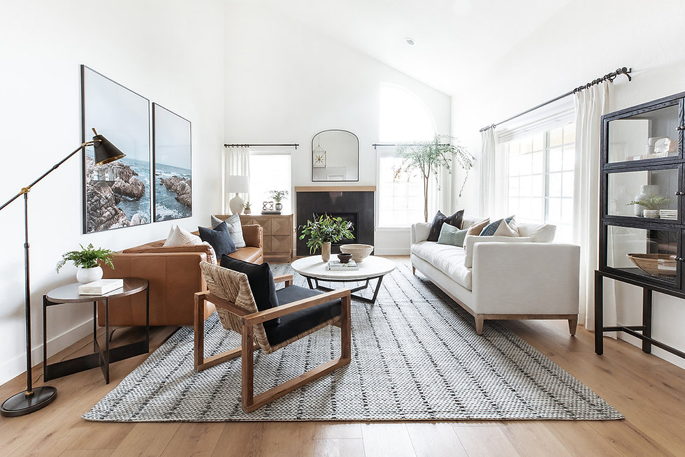 South Bay Project: Living Spaces Reveal