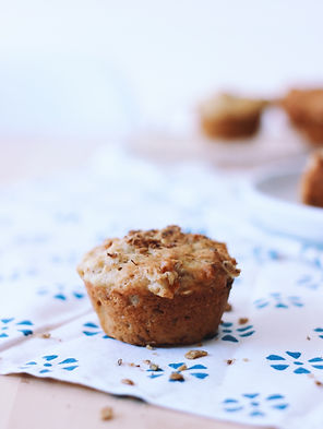 On the Menu: Summer Peach Muffins