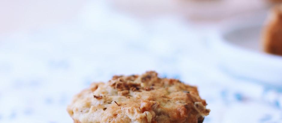 On the Menu: Summer Peach Muffins