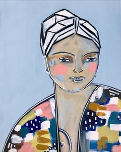 Juniper Briggs Artist Spotlight on Undecorated Home