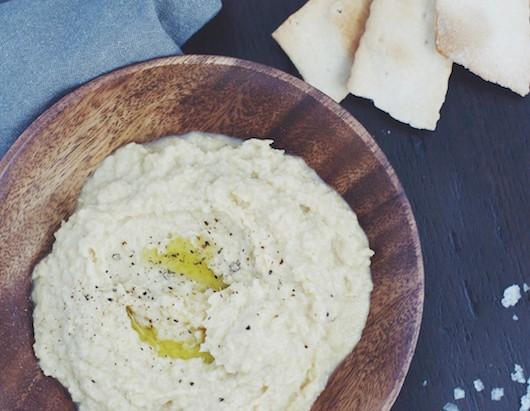 On the Menu: Artichoke Hummus