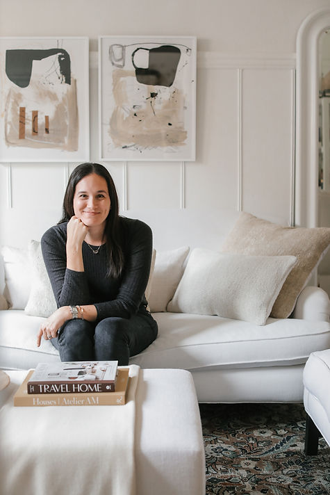 Caitlin Flemming | San Francisco Bay Area interior designer + lifestyle blogger at Sacramento Street