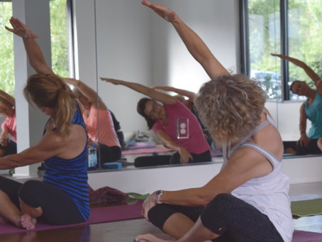 Class Highlight: Yoga Chill