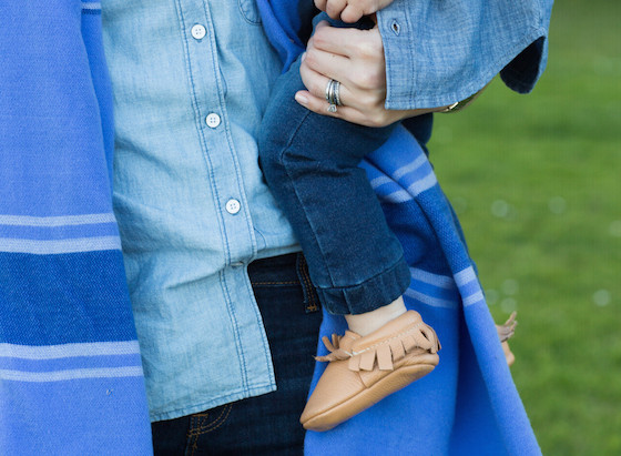 Style: Chambray Mother/Son Outing