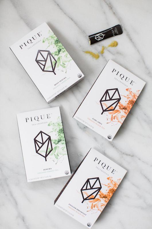 Tea Crystalized - Pique Tea