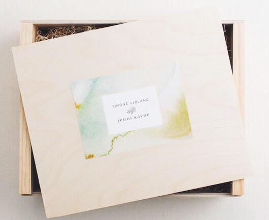 Simone LeBlanc x Jenni Kayne Woods Gift Box