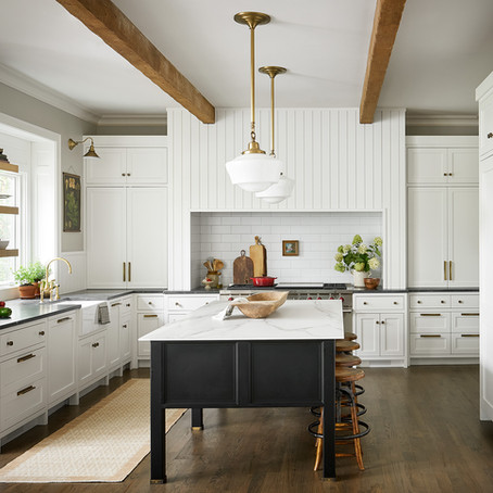 PROJECT REVEAL: A contemporary-country style kitchen renovation