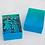 Thumbnail: Gradient Puzzle, Blue Green