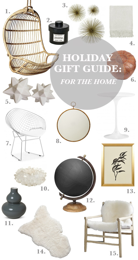 Gift Guide: For Your Home | Sacramento Street