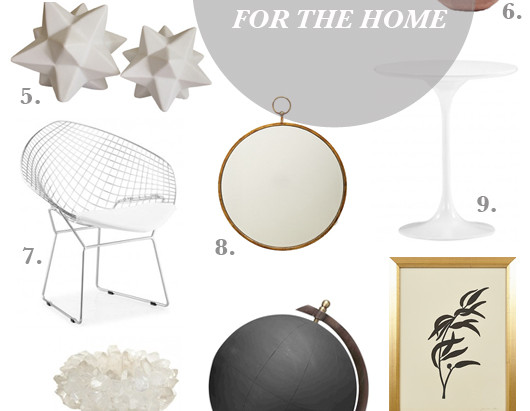 Gift Guide: For Your Home