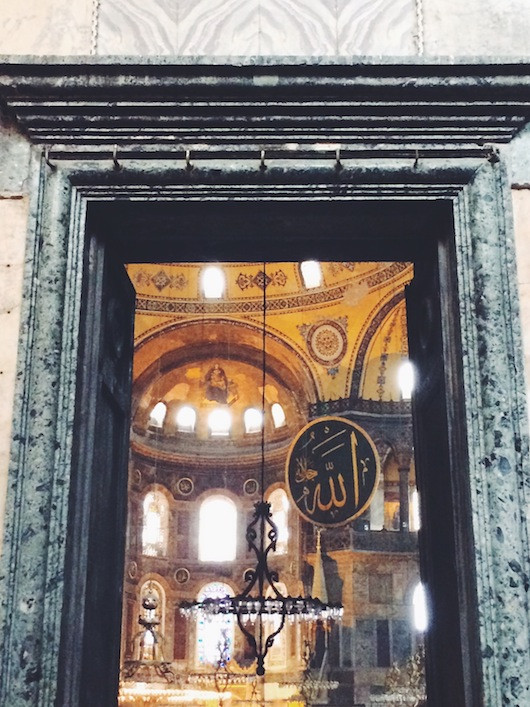 Istanbul | By Caitlin Flemming