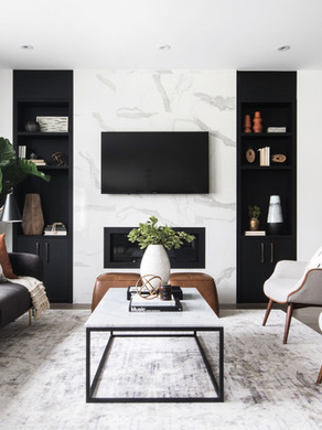 Living Room Makeover | Update & Meeting the Family