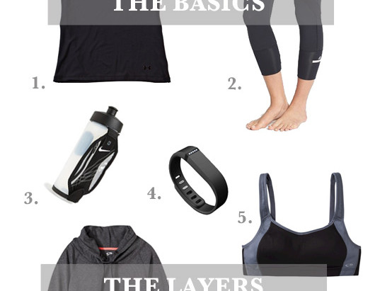 Layer It: Let's Get Active