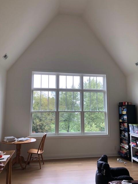 loft space before design