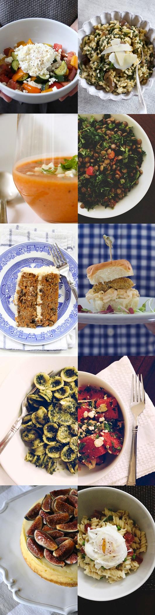 Summer Recipes | Sacramento Street