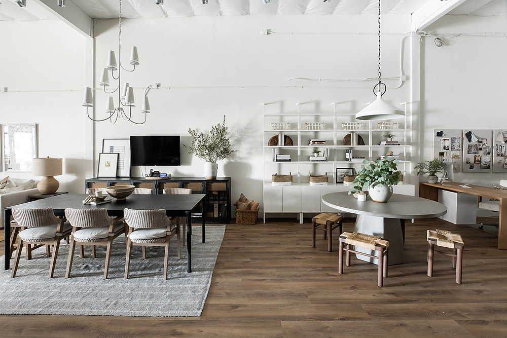 Lindsey Brooke Design studio in Westlake, CA