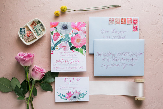 Photography: Chelo Keys Wedding  Stationery + Calligraphy: Ink + Nibs