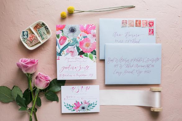 Photography: Chelo Keys Wedding  Stationery + Calligraphy: Ink + Nibs