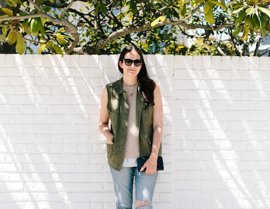 Style: Bare Arms for Indian Summer
