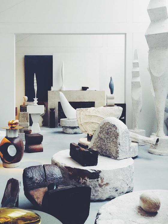 Paris - Atelier Brancusi