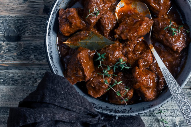 Beef Shin Carbonnade