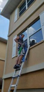 Window Cleaning Condos Sun City