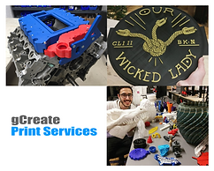 Specialty Goods + Services_On-Demand 3D