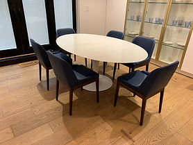 Furniture + Lighting_Table and Chair Set
