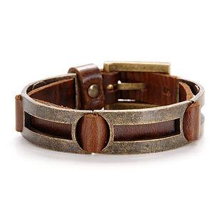 Jewelry_Narrow Male Bracelet_Rebel Desig